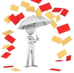 Raining Mail